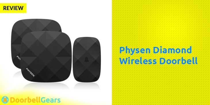 physen-diamond-wireless-doorbell