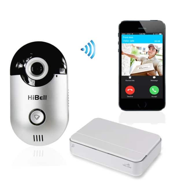 Hibell WiFi Wireless Video Doorbell