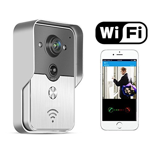 Toguard Wireless Video doorbell Intercom WIFI