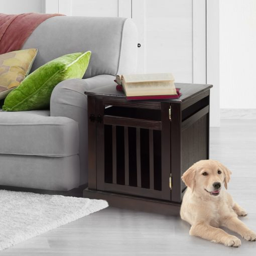 Home Wooden Pet Crate Updated Review & A Buyer's Guide